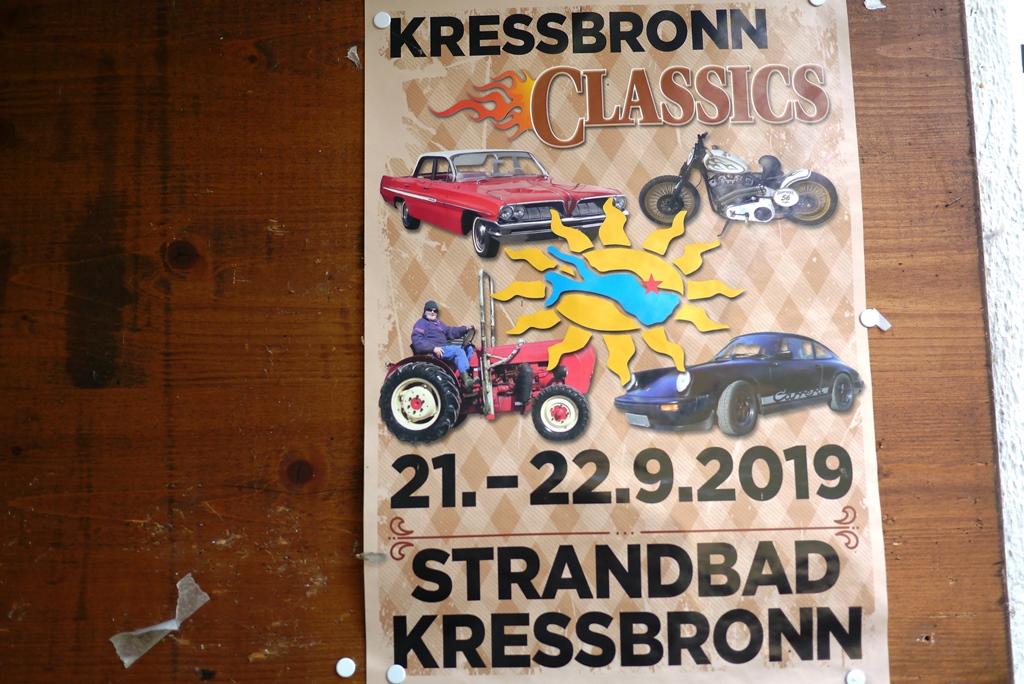 Oldtimer Treffen in Kressbronn 2019
